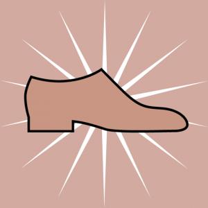 Schuhpflege und -reinigung