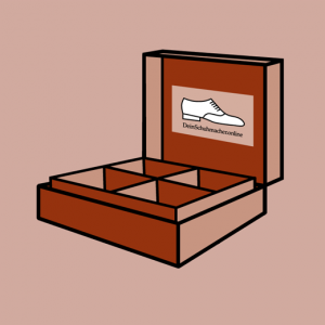 Schuhputzkästen